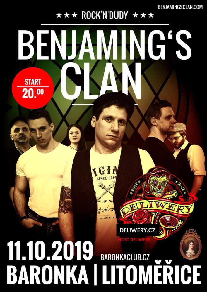 Benjaming's Clan v Litoměřicích
