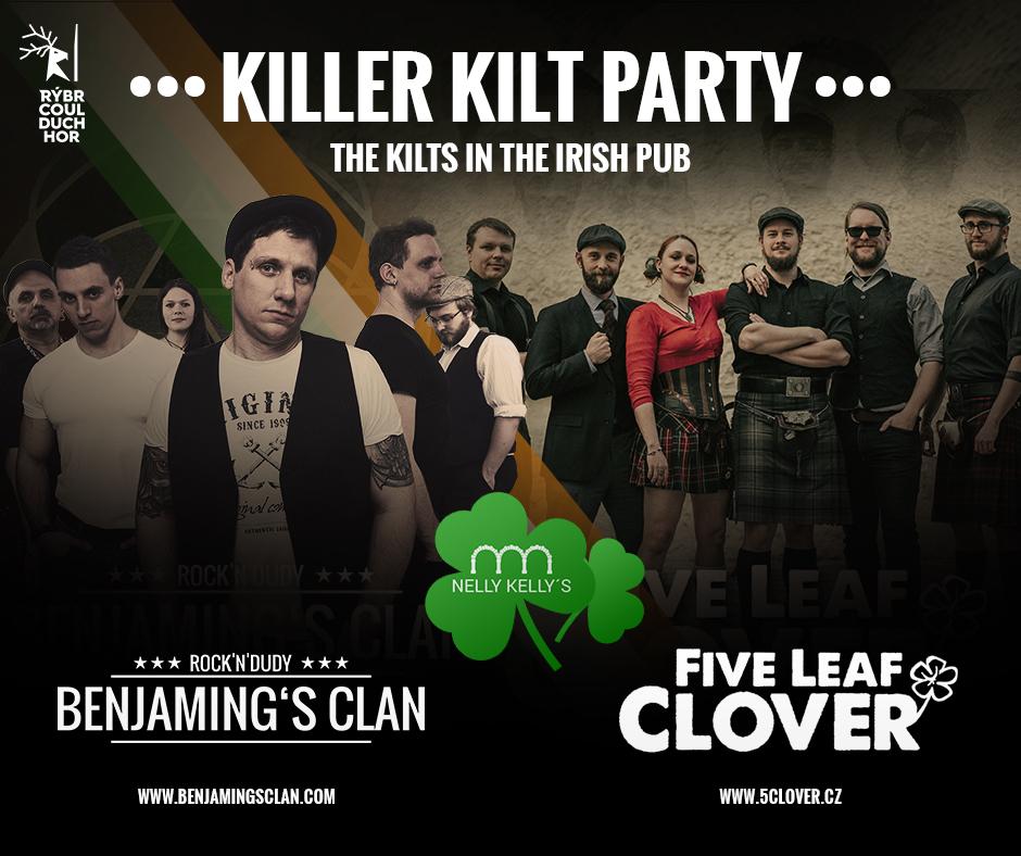 Killer kilt party