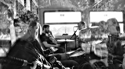 Rýbrcoul - pohádkový vlak
